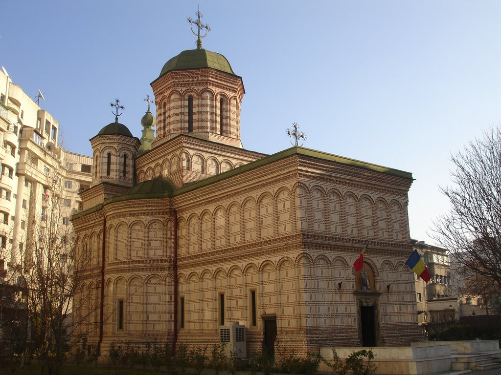Manastirea Mihai Voda,ctitorita de insusi Mihai Viteazu