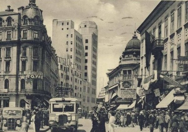 palatul telefoanelor imagine de epoca