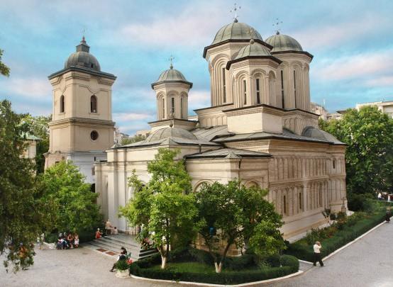 viziteaza manastirea radu voda din bucuresti