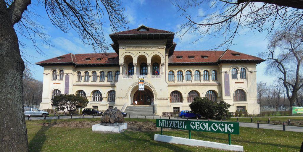 muzeul de geologie